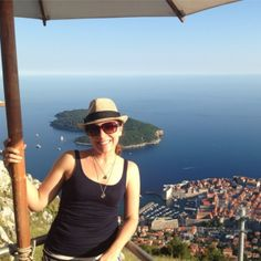 Rachelle In Dubrovnik