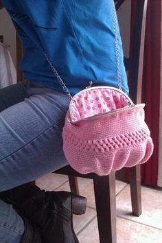 bolso ganchillo / crochet bag
