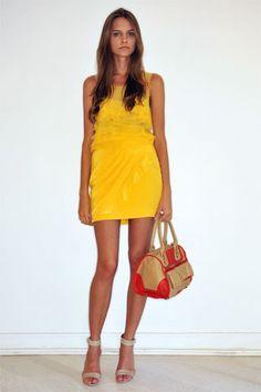 3.1 Phillip Lim Resort 2009 Fashion Show - Regina Feoktistova