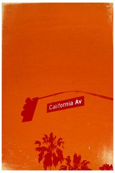 California. This is one of my favorite posters by theposterlist.com