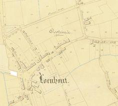 Het Oosteinde - Geschiedenis van Loenhout