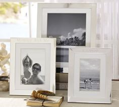 Silver-Plated Engravable Frames | Pottery Barn
