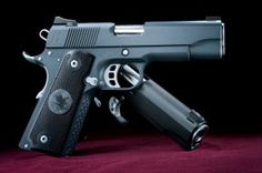The Nighthawk LadyHawk 9mm 1911A1. One of the most beautiful guns I've ever had the pleasure of getting my hands on. @Domonique Washington McNish Boages what I was showing you at SHOT