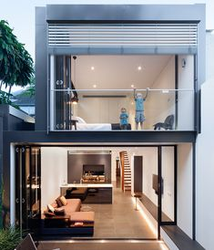 Sydney terrace home conversion