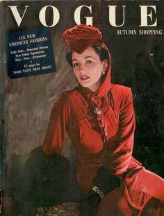 Vogue UK, 1941
