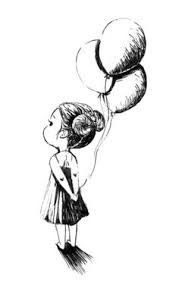 Image result for little girl on tightrope drawing