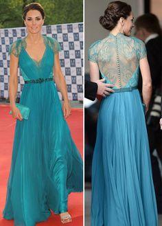 Kate Middleton does us proud in Jenny Packham.