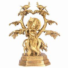 Brass Idols from Swayambhu