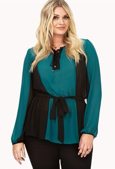 Plus Sizes   womens top, shirt and camis   shop online   Forever 21 - 2000073045