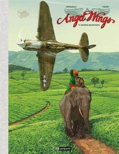 'Angel Wings' illustrated novel
