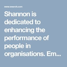 21 best artigos images on pinterest online business accounting shannon is dedicated to enhancing the performance of people in organisations employee engagement is what fandeluxe Gallery