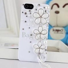 New Arrival Sakura Tassels Hand Made Case for iPhone 5 #ShopSimple