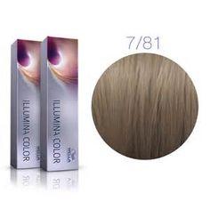 Стойкая крем-краска для волос Wella Professional Illumina ...