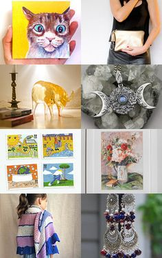 Trending gifts by Nika on Etsy--Pinned with TreasuryPin.com