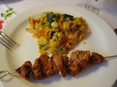 Simple Spanish Food