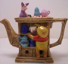 "Limited Edition "" Winnie The Pooh Tea Pot "" | eBay"