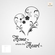 Home is where the heart is 3