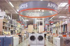 Home Depot Retail Displays | HolmanExhibits.com