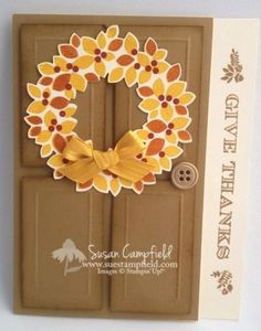 Wondrous Wreath Thanksgiving Door Card02-imp