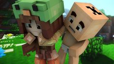 AMOR IMPOSIBLE | WHO'S YOUR DADDY EN MINECRAFT