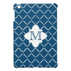 >>>This Deals          Quatrefoil Zigzag Monogram - Blue White Cover For The iPad Mini           Quatrefoil Zigzag Monogram - Blue White Cover For The iPad Mini in each seller & make purchase online for cheap. Choose the best price and best promotion as you thing Secure Checkout you can trust ...Cleck Hot Deals >>> http://www.zazzle.com/quatrefoil_zigzag_monogram_blue_white_ipad_mini_case-256427171709284832?rf=238627982471231924&zbar=1&tc=terrest