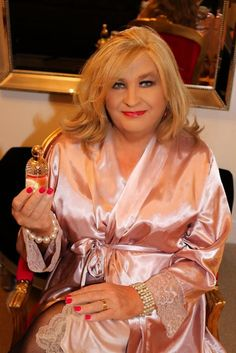 Perfume is loved by women all around the world and Suzanne is another of my wonderful crossdressing women enjoying her crossdresser makeover