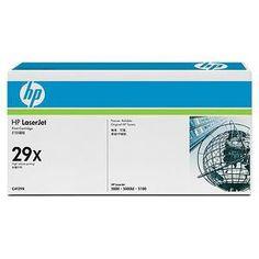 HP 29X Black Laser Toner, C4129X