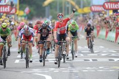 Andre Greipel wins stage 15 of the 2015 Tour de France