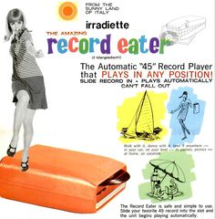 The amazing record eater
