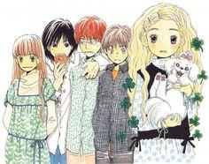 Chika Umino, Honey and Clover, Takumi Mayama, Ayumi Yamada, Yuuta Takemoto