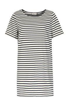 American Vintage Kleid mit Streifen  bei myClassico - Premium Fashion Online Shop