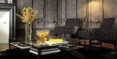 Image result for hessian wall covering