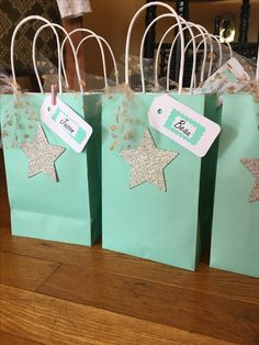 Goody bags for kids birthday