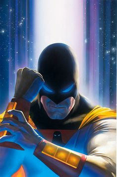 The Space Ghost. (Alex Ross.)