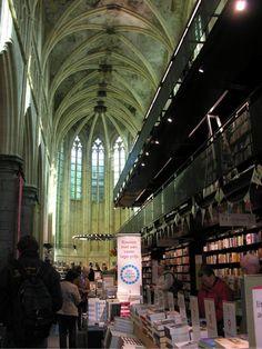 네덜란드의 공간•도시•건축 :: [네덜란드 건축]세상에서 가장 아름다운 서점이 된 교회