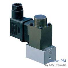 Hawe PSL, PSV Proportional directional spool valve