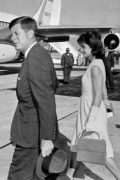 Jackie Kennedy Onassis escorted by George Stevens, on her way to a performance of Leonard Bernstein's mass composed for John F.…