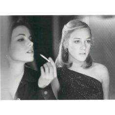"""Harper's Bazaar web editor, Kerry Pieri, shares how Chloe Sevigny and Kate Beckinsale inspires her personal style in Whit Stillman's, """"The Last Days of Disco."""" From glam evening looks to ivy league prep she has found her era in the early Strapless Bustier, Bustier Top, Boys Don't Cry, Chloe Sevigny, Film Images, Fashion Articles, Almost Famous, Kate Beckinsale, Chiffon Skirt"""