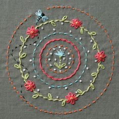 This blog has all manner of adorable embroidery! I wish I knew how to do this sort of thing this well.