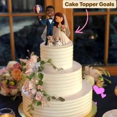 Your place to buy and sell all things handmade Wedding Tips, Our Wedding, Dream Wedding, Wedding Cake Toppers, Wedding Cakes, Basketball Wedding, Married In Vegas, Clay Design, Cold Porcelain