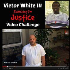 Victor White III: Video Challenge