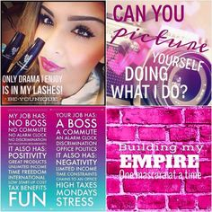 Calling All Makeup Lovers! This Is An Amazing Opportunity! Become an Independent Presenter with Younique! Younique offers Naturally-Based Cosmetics and Skin Care Products including the now famous 3D Fiber Lashes Mascara! I LOVE being a Younique Independent Presenter! Click on the Photo for more info!