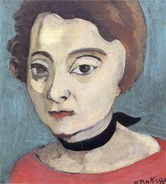 Marguerite,   Henri Matisse