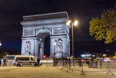 The Arc de Triomphe, Paris, France Paris France, Louvre, Building, Photography, Travel, Photograph, Viajes, Buildings, Fotografie