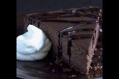 Čokoládový cheesecake   Apetitonline.cz