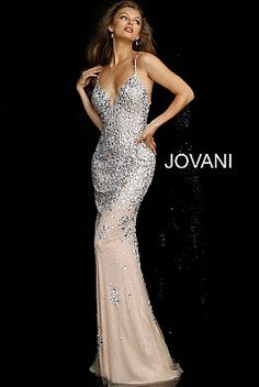 Navy Evening Gown, Silver Evening Gowns, Long Evening Gowns, Mermaid Evening Dresses, Silver Gown, Evening Attire, Nude Formal Dresses, Dresses Short, Sexy Dresses