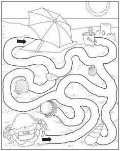 free maze worksheet for kids (14)