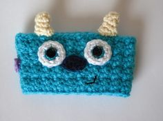 Sully Crochet Coffee Cup Cozy by TheEnchantedLadybug on Etsy https://www.etsy.com/listing/276831790/sully-crochet-coffee-cup-cozy
