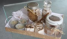 Homemade bath and beauty products are easy to make and serve as wonderful gifts - especially with Christmas coming up. I like that I can make them natural an...