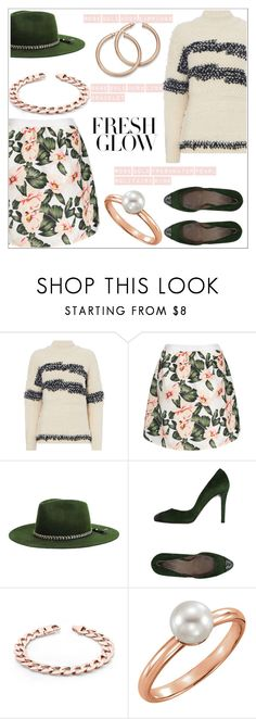 """""""Fresh glow"""" by teoecar ❤ liked on Polyvore featuring Brixton, Altiebassi and applesofgold"""